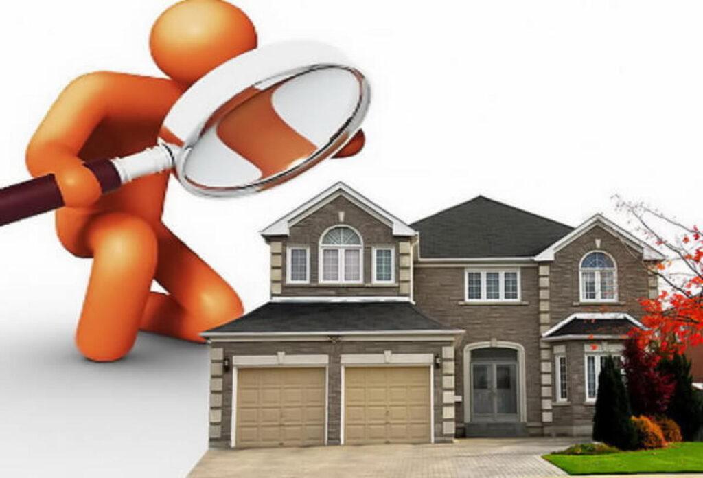 осмотр дома перед покупкой