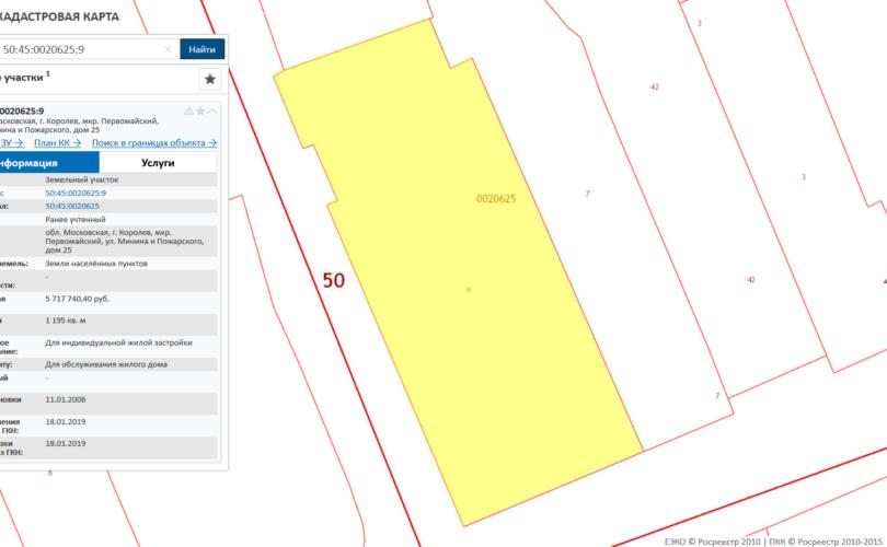 Как считается площадь жилого дома в целях кадастрового учета